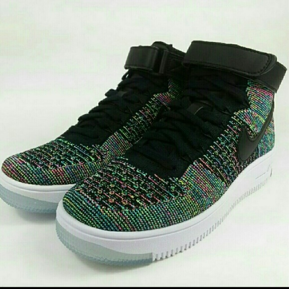 Details about Brand New Nike Air Force 1 Ultra Flyknit Multicolor Size 11